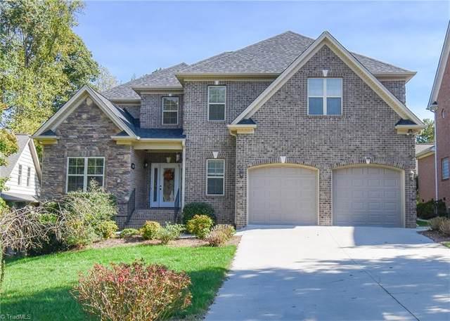 4420 Rosebriar Square Drive, Winston Salem, NC 27106 (MLS #1008319) :: Berkshire Hathaway HomeServices Carolinas Realty