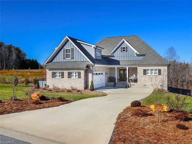 8203 Joe Jessup Court, Greensboro, NC 27455 (MLS #1008323) :: Greta Frye & Associates | KW Realty Elite