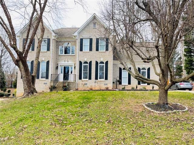 4407 Innisbrook Court, Greensboro, NC  (MLS #1008344) :: Berkshire Hathaway HomeServices Carolinas Realty