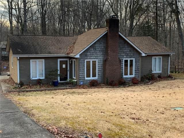 5309 Westrock Drive, Pfafftown, NC 27040 (MLS #1008380) :: Berkshire Hathaway HomeServices Carolinas Realty