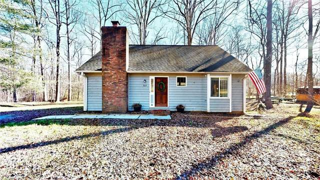868 Green Meadows Drive, Lexington, NC 27292 (MLS #1008421) :: Ward & Ward Properties, LLC
