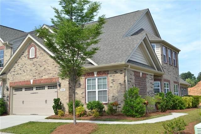 2954 York Place Drive Lot 198, Walkertown, NC 27051 (MLS #1008427) :: Greta Frye & Associates | KW Realty Elite