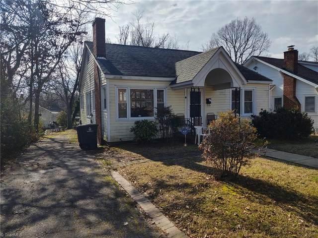 516 E 28th Street, Winston Salem, NC 27105 (MLS #1008441) :: Berkshire Hathaway HomeServices Carolinas Realty