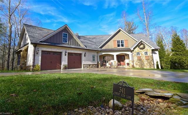 341 Forest Glen Lane, Wilkesboro, NC 28697 (MLS #1008446) :: Lewis & Clark, Realtors®