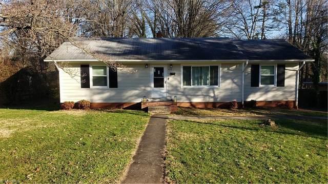 110 Mccollum Drive, Reidsville, NC 27320 (MLS #1008497) :: Ward & Ward Properties, LLC