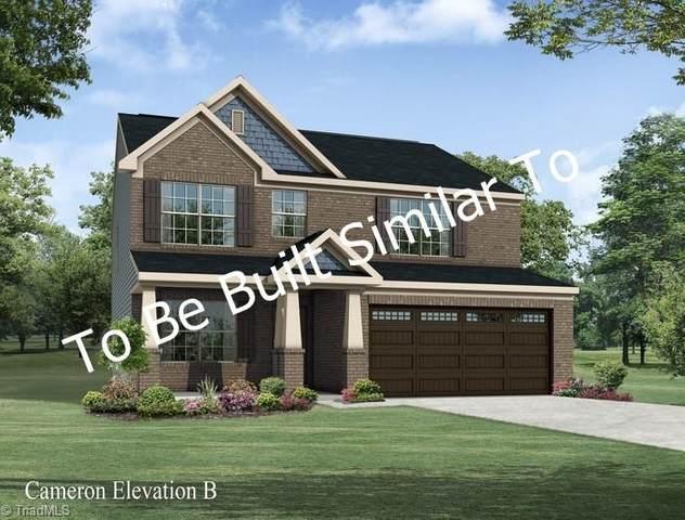 128 S Honey Locust Drive Lot 1, Thomasville, NC 27360 (MLS #1008507) :: Berkshire Hathaway HomeServices Carolinas Realty