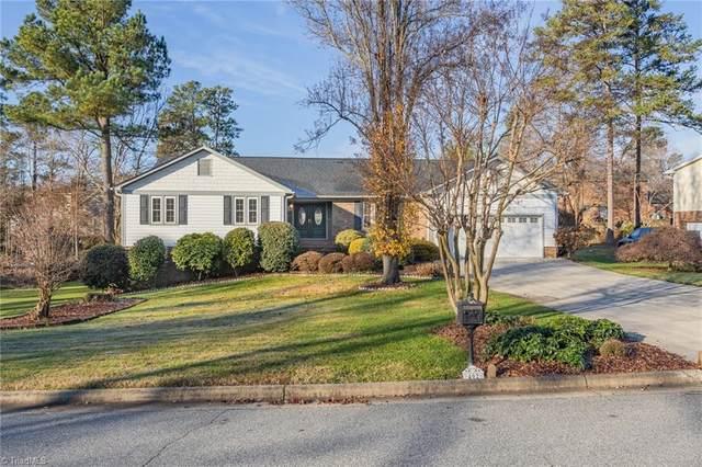 402 Wyndwood Drive, Jamestown, NC 27282 (MLS #1008525) :: Berkshire Hathaway HomeServices Carolinas Realty