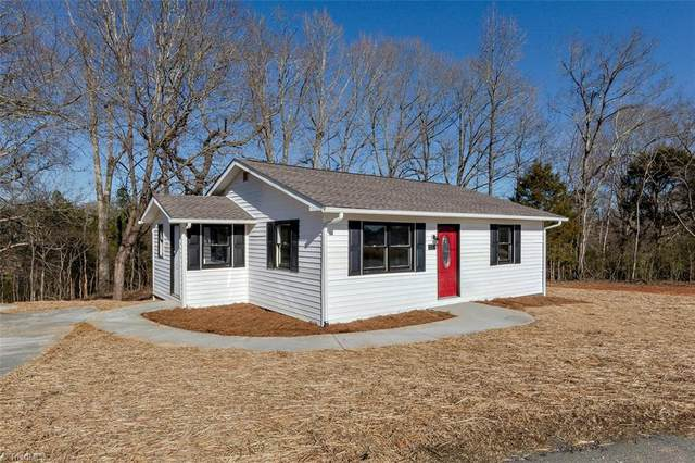 317 Eulala Leonard Road, Lexington, NC 27295 (MLS #1008540) :: Ward & Ward Properties, LLC