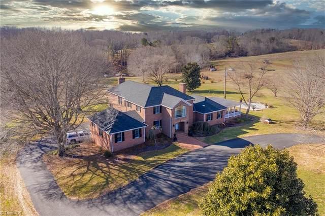 533 Crossingham Road, Mount Airy, NC 27030 (MLS #1008546) :: Ward & Ward Properties, LLC