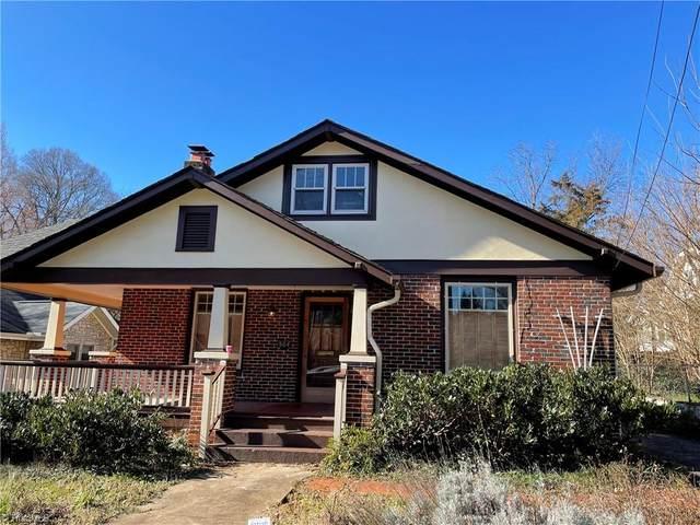 804 Gales Avenue, Winston Salem, NC 27103 (MLS #1008571) :: Greta Frye & Associates | KW Realty Elite
