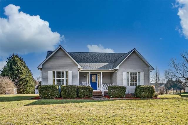 2291 Wayne White Road, Pleasant Garden, NC 27313 (MLS #1008625) :: Team Nicholson