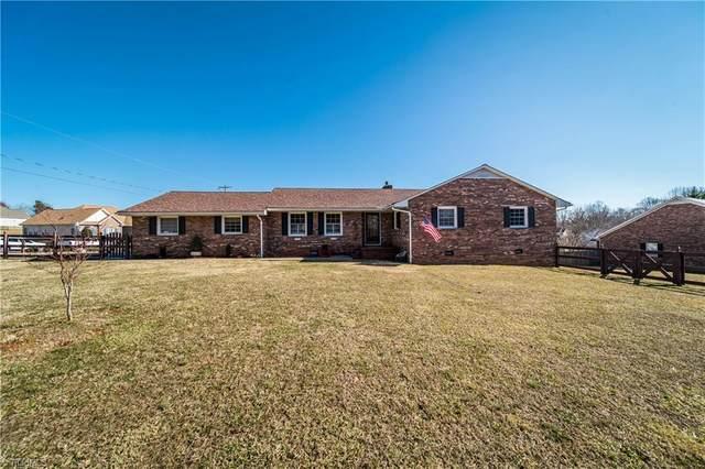 403 Graves Mill Road, Kernersville, NC 27284 (MLS #1008636) :: Lewis & Clark, Realtors®