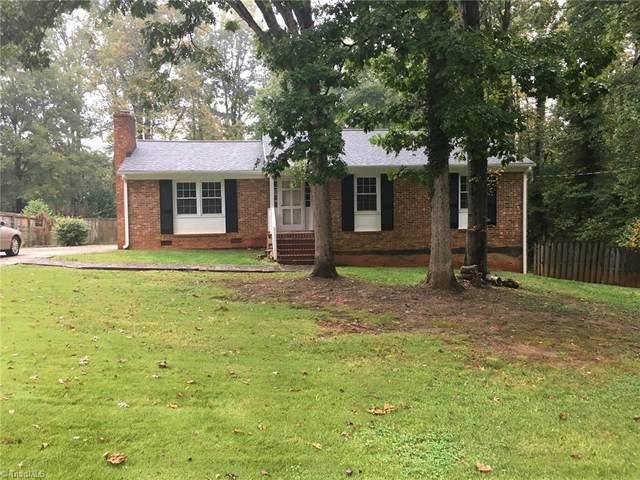 4018 Sedgewood Lane, Greensboro, NC 27407 (MLS #1008649) :: Berkshire Hathaway HomeServices Carolinas Realty