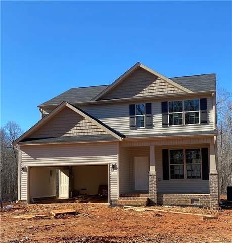 7306 Bantam Road Lot 2, Pleasant Garden, NC 27313 (MLS #1008654) :: Berkshire Hathaway HomeServices Carolinas Realty