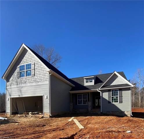 7304 Bantam Road Lot 3, Pleasant Garden, NC 27313 (MLS #1008681) :: Berkshire Hathaway HomeServices Carolinas Realty