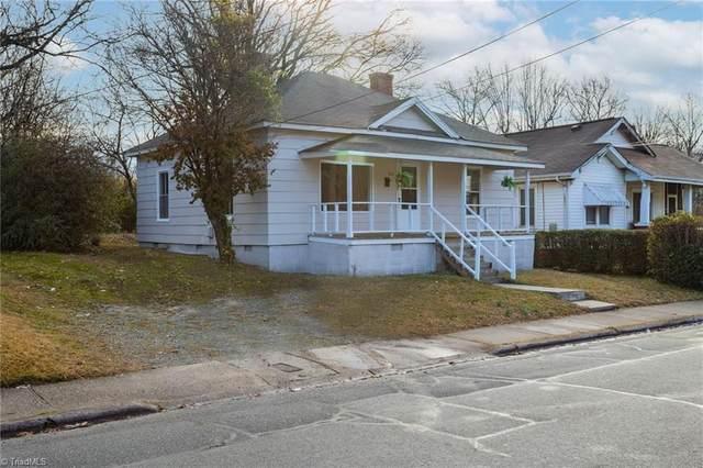 923 Lincoln Street, Greensboro, NC 27401 (MLS #1008697) :: Greta Frye & Associates | KW Realty Elite