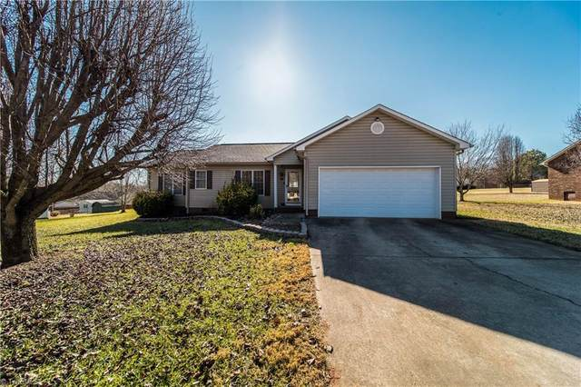 247 Scotts Creek Road, Statesville, NC 28625 (MLS #1008699) :: Ward & Ward Properties, LLC