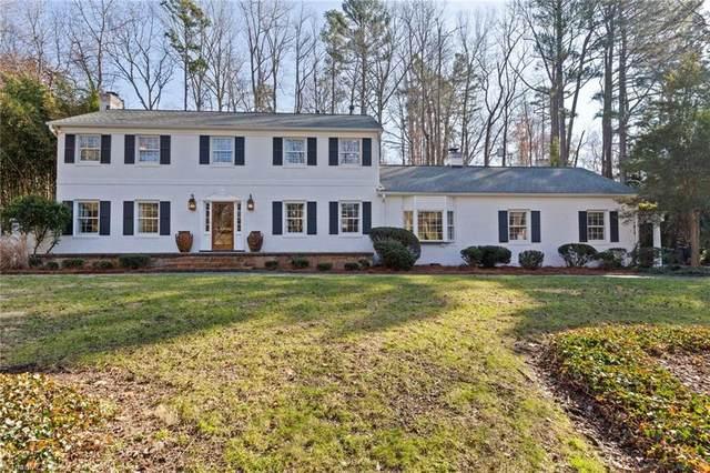 1234 Wales Drive, High Point, NC 27262 (MLS #1008700) :: Berkshire Hathaway HomeServices Carolinas Realty
