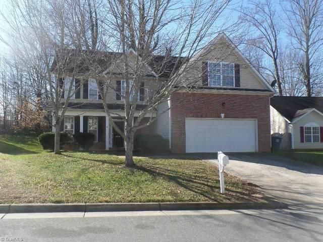 668 Pecan Ridge Circle, Kernersville, NC 27284 (MLS #1008715) :: Ward & Ward Properties, LLC