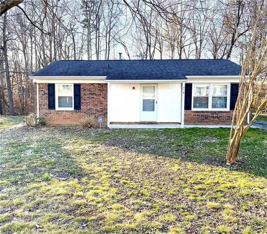 716 Kroll Lane, High Point, NC 27260 (MLS #1008728) :: Ward & Ward Properties, LLC