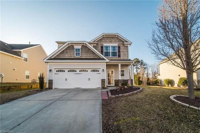 141 Kentland Ridge Drive, Kernersville, NC 27284 (MLS #1008742) :: Ward & Ward Properties, LLC