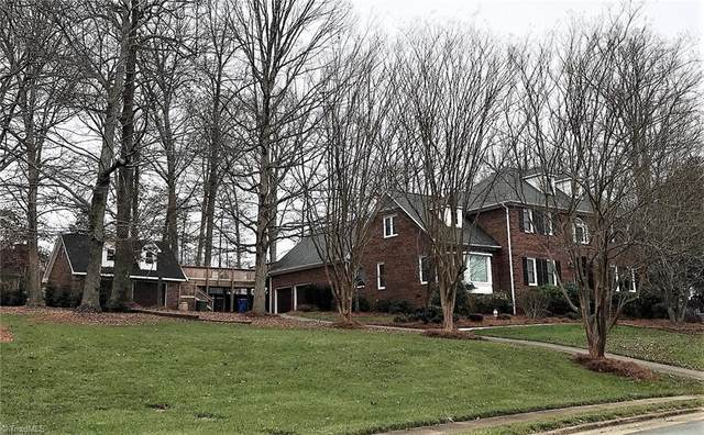 114 Finborough Court, Kernersville, NC 27284 (MLS #1008761) :: Ward & Ward Properties, LLC