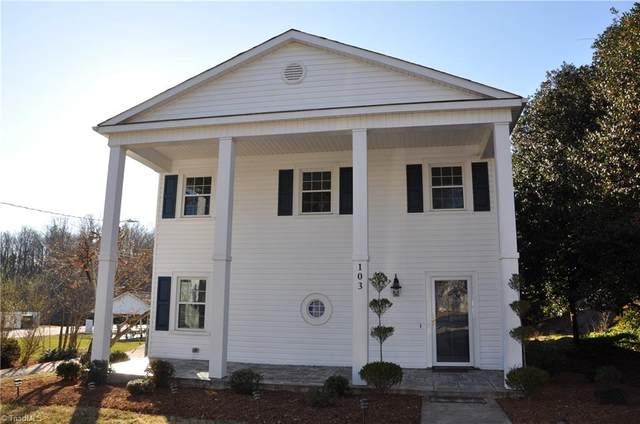 103 Woodland Boulevard, Wilkesboro, NC 28697 (MLS #1008798) :: Team Nicholson
