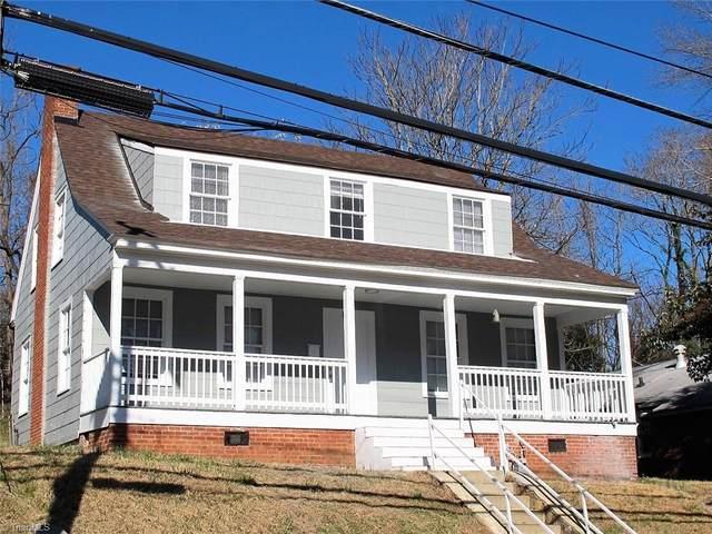 1921 E 3rd Street, Winston Salem, NC 27101 (MLS #1008808) :: Berkshire Hathaway HomeServices Carolinas Realty