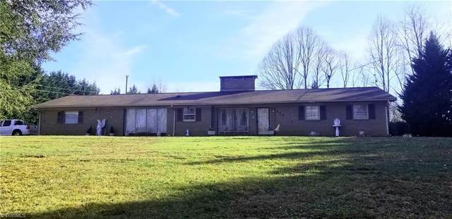 644 Huffman Fork Road, Purlear, NC 28665 (MLS #1008818) :: Ward & Ward Properties, LLC