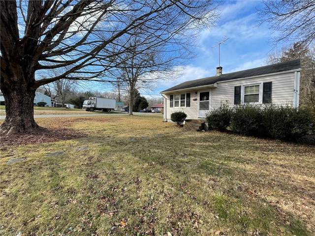 113 N Garden Avenue, Siler City, NC 27344 (MLS #1008846) :: Ward & Ward Properties, LLC