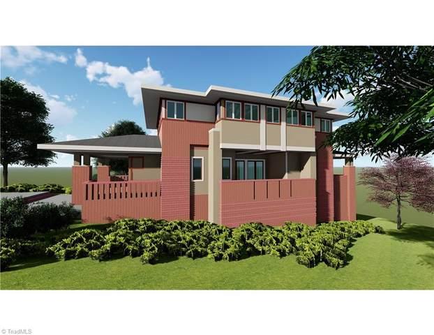 255 Glade View Court, Winston Salem, NC 27101 (MLS #1008851) :: Berkshire Hathaway HomeServices Carolinas Realty