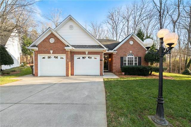 168 Sterling Point Court, Winston Salem, NC 27104 (MLS #1008866) :: Lewis & Clark, Realtors®
