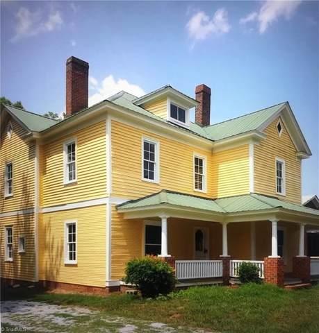 1428 N Main Street, Salisbury, NC 28144 (MLS #1008881) :: Ward & Ward Properties, LLC