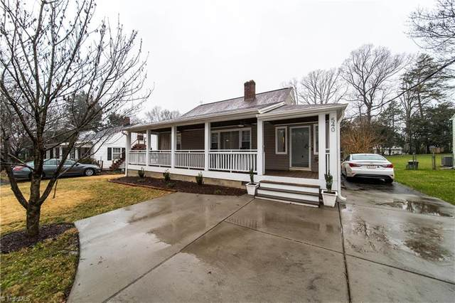 540 Knollwood Street, Winston Salem, NC 27103 (MLS #1008894) :: Ward & Ward Properties, LLC