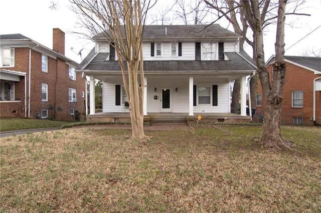 108 Rolling Road, Burlington, NC 27217 (MLS #1008904) :: Berkshire Hathaway HomeServices Carolinas Realty
