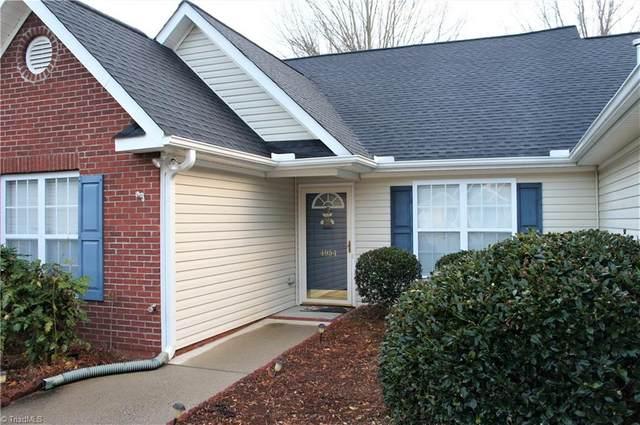 4954 Terrence Drive, Winston Salem, NC 27103 (MLS #1008922) :: Ward & Ward Properties, LLC