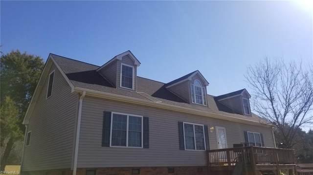 545 Nc Highway 22, Ramseur, NC 27316 (MLS #1008925) :: Ward & Ward Properties, LLC