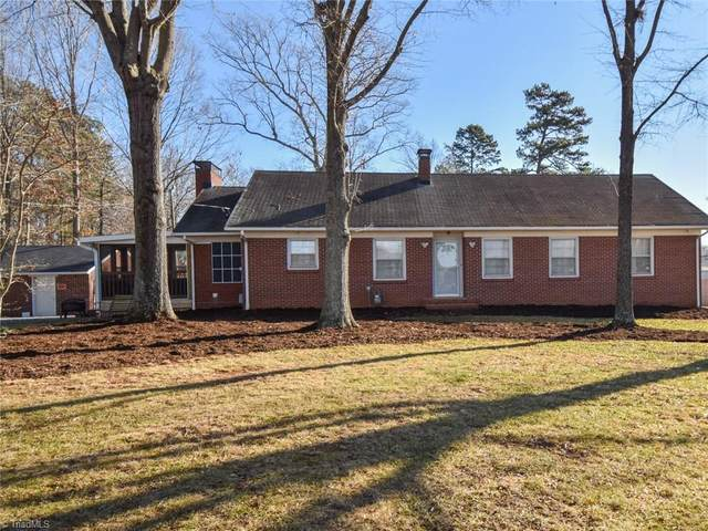 3101 Sides Road, Winston Salem, NC 27127 (MLS #1008931) :: Team Nicholson