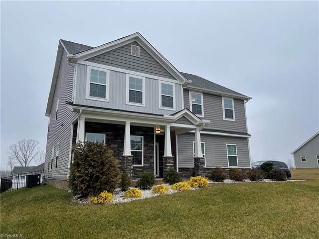 3106 York Place Drive, Walkertown, NC 27051 (MLS #1008935) :: Ward & Ward Properties, LLC