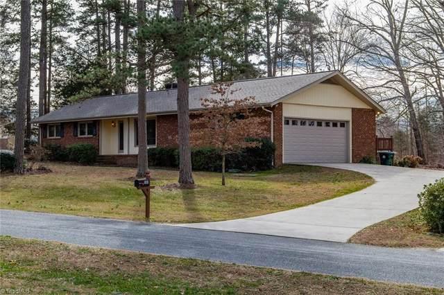 101 Kenn Myer Drive, Thomasville, NC 27360 (MLS #1008936) :: Greta Frye & Associates   KW Realty Elite