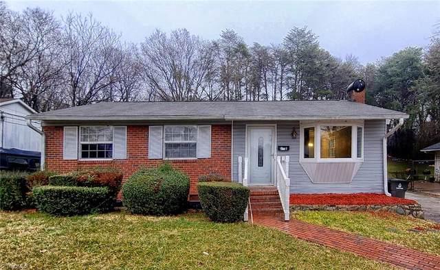 3063 Heitman Drive, Winston Salem, NC 27107 (MLS #1008937) :: Ward & Ward Properties, LLC