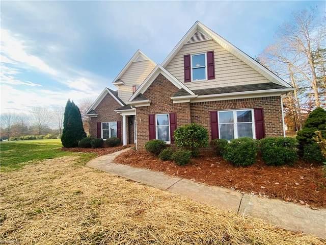 146 Ligonier Drive, Advance, NC 27006 (MLS #1008944) :: Ward & Ward Properties, LLC