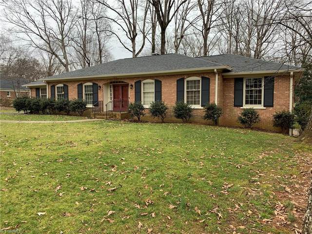 3514 Broadsword Road, Winston Salem, NC 27106 (MLS #1008945) :: Ward & Ward Properties, LLC