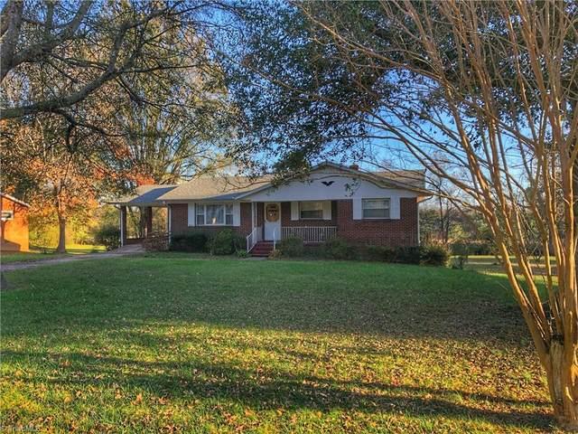 2321 S Scales Street, Reidsville, NC 27320 (MLS #1008951) :: Ward & Ward Properties, LLC