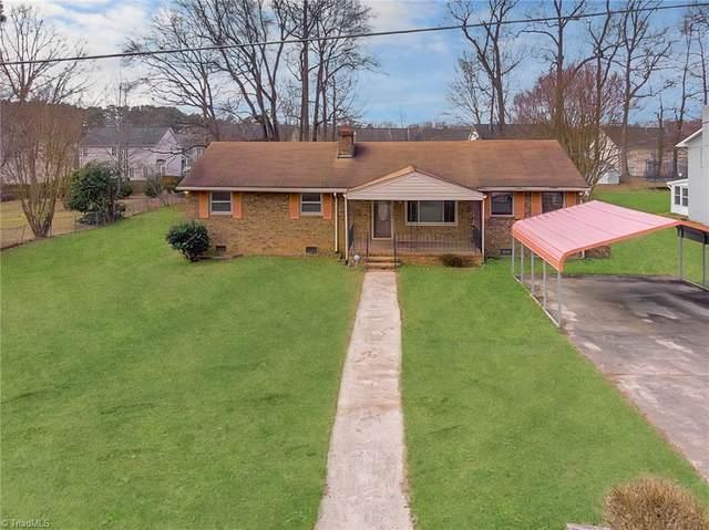 1612 Brannock Drive, Greensboro, NC 27406 (MLS #1008959) :: Berkshire Hathaway HomeServices Carolinas Realty