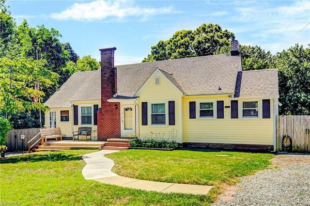 3800 Fritz Street, Winston Salem, NC 27104 (#1009029) :: Premier Realty NC