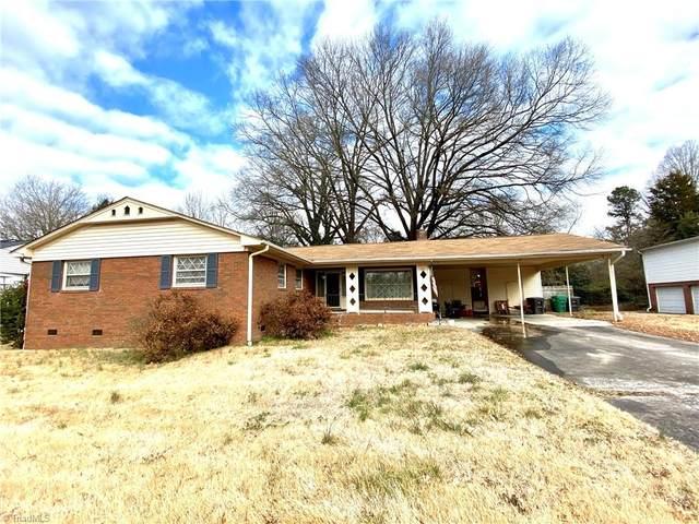500 Birchwood Drive, High Point, NC 27262 (MLS #1009046) :: Greta Frye & Associates | KW Realty Elite