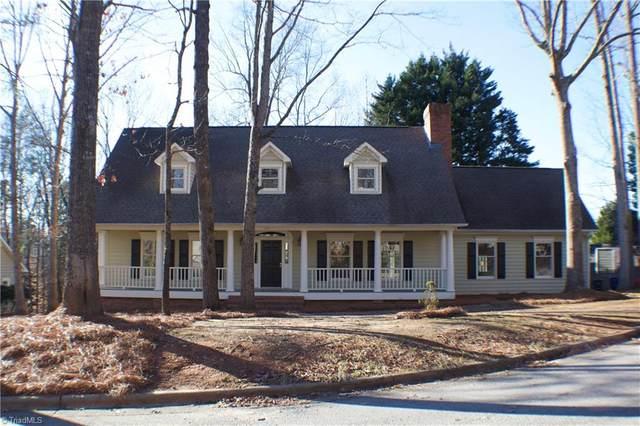 109 Burrows Road, Jamestown, NC 27265 (MLS #1009092) :: Lewis & Clark, Realtors®