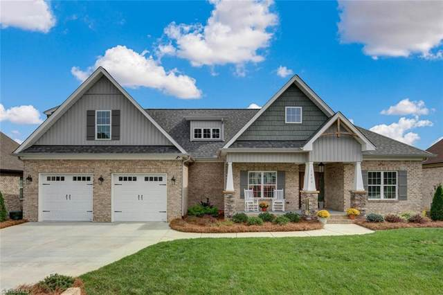7806 Front Nine Drive, Stokesdale, NC 27357 (MLS #1009107) :: Berkshire Hathaway HomeServices Carolinas Realty