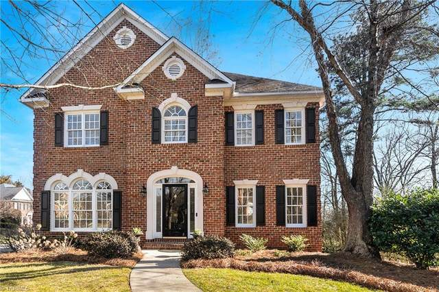 105 Laurel View Court, Winston Salem, NC 27104 (MLS #1009129) :: Berkshire Hathaway HomeServices Carolinas Realty